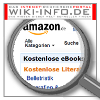 EBOOKS FÜR DEN KINDLE™ BEI AMAZON GRATIS DOWNLOADEN F