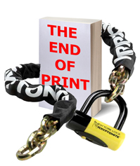 KOPIERSCHUTZ DRM - THE END OF PRINT?